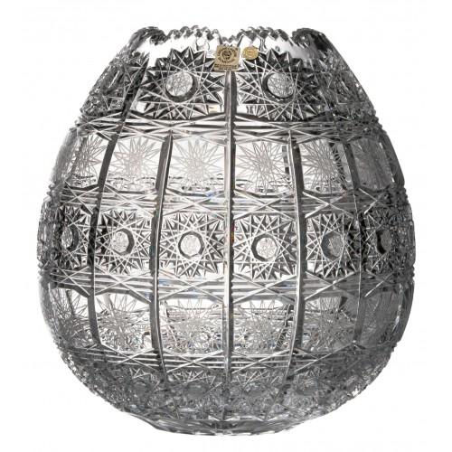 Vaso 500PK, cristallo trasparente, altezza 250 mm