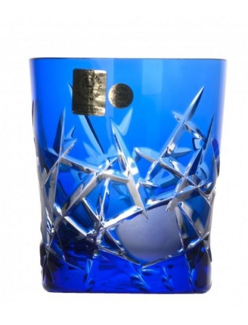 Bicchiere Mars, cristallo, colore blu, volume 290 ml