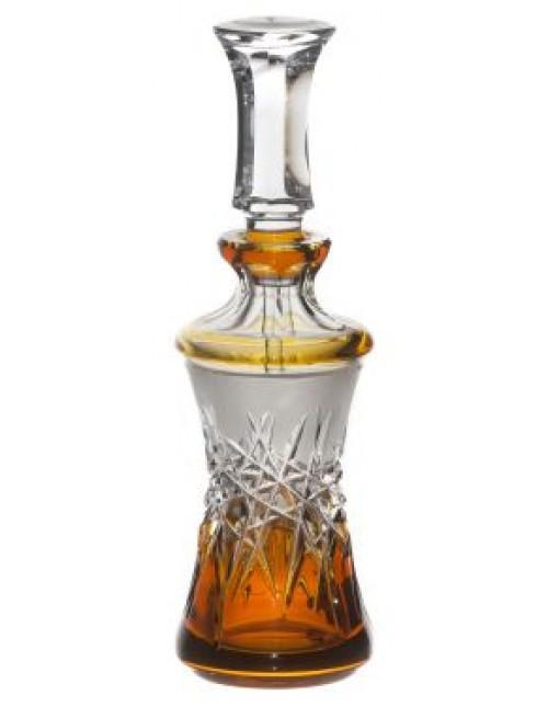 Flacone Hoarfrost, cristallo, colore ambra, volume 90 ml