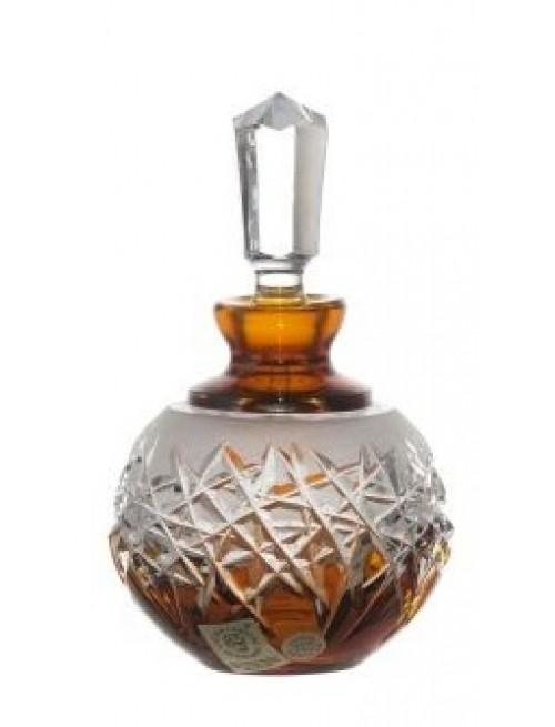 Flacone Hoarfrost, cristallo, colore ambra, volume 100 ml