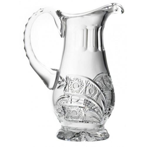 Brocca Cometa, cristallo trasparente, volume 550 ml