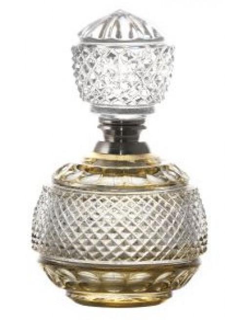 Flacone, cristallo, colore ambra, volume 50 ml