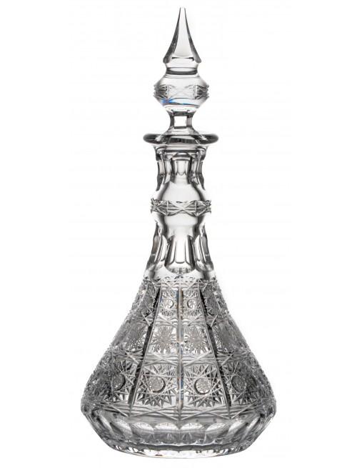 Bottiglia 500PK, cristallo trasparente, volume 1300 ml