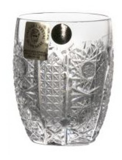 Bicchierino Iris, cristallo trasparente, volume 50 ml