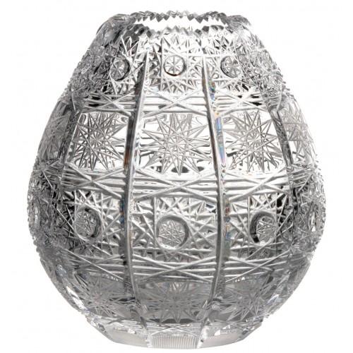 Vaso 500PK, cristallo trasparente, altezza 135 mm
