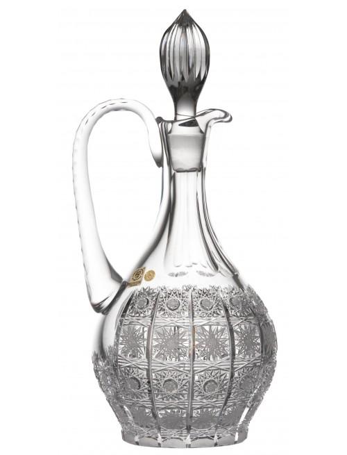 Caraffa 500PK, cristallo trasparente, volume 1250 ml