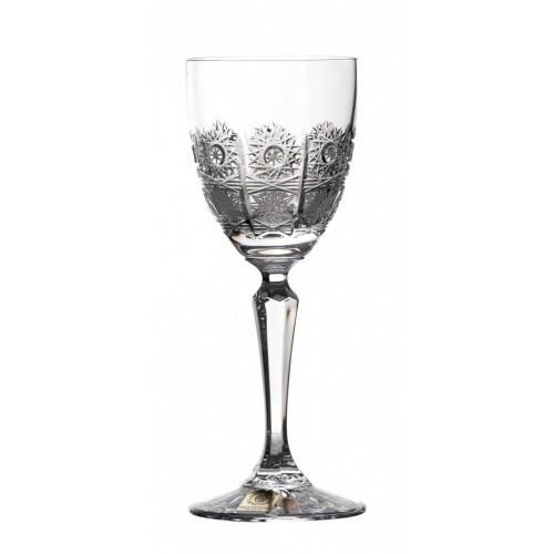 Bicchiere Chamberly dezert, cristallo trasparente, volume 140 ml