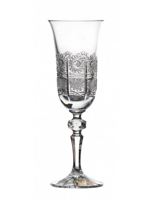 Bicchiere Laura, cristallo trasparente, volume 150 ml