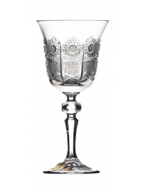 Bicchiere Laura, cristallo trasparente, volume 170 ml
