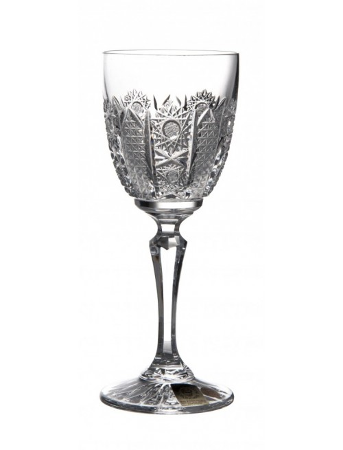 Bicchiere Chamberly desert iris, cristallo trasparente, volume 140 ml