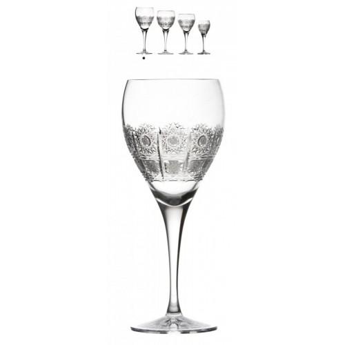 Bicchiere Fiona, cristallo trasparente, volume 420 ml