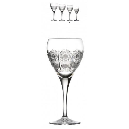 Bicchiere Fiona, cristallo trasparente, volume 270 ml