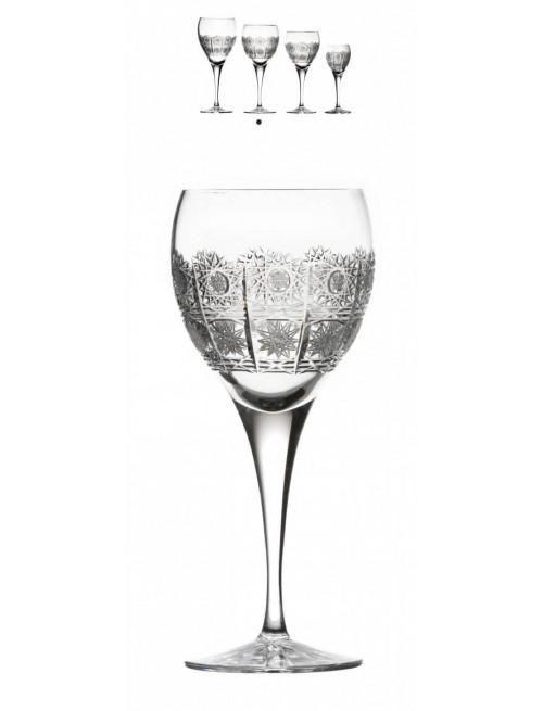 Bicchiere Fiona, cristallo trasparente, volume 340 ml