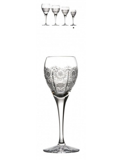 Bicchiere Fiona 500PK, cristallo trasparente, volume 90 ml