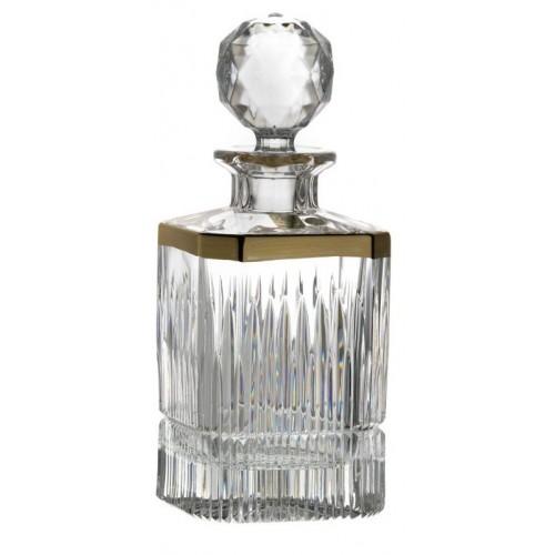 Bottiglia Thorn, cristallo trasparente, volume 800 ml