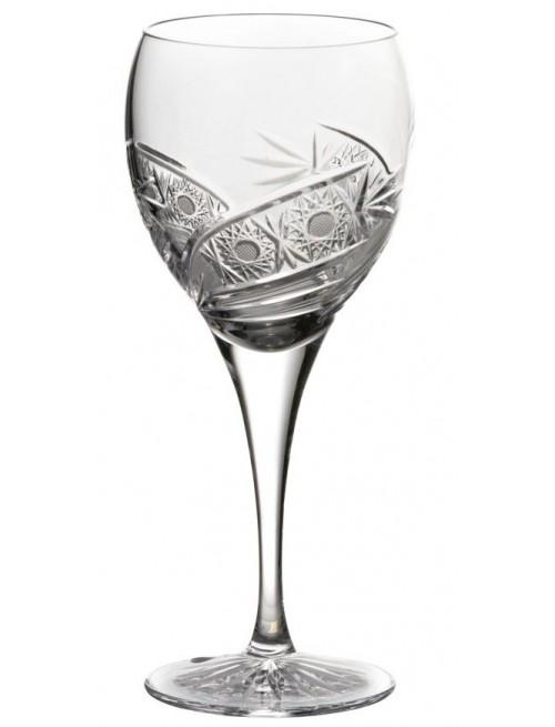 Bicchiere Cometa, cristallo trasparente, volume 420 ml