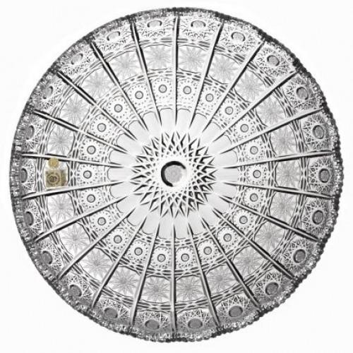 Piatto 500PK, cristallo trasparente, diametro 305 mm