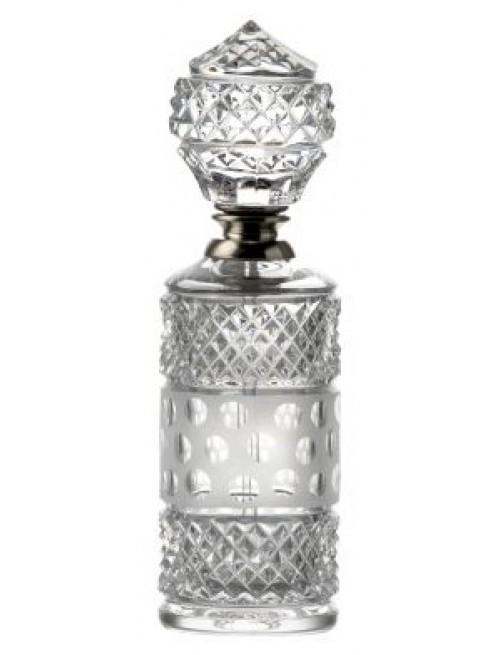 Flacone Margot, cristallo trasparente, volume 130 ml