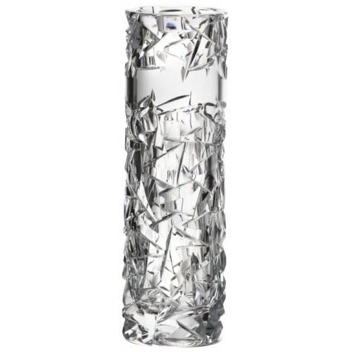 Vaso Floe, cristallo trasparente, altezza 205 mm