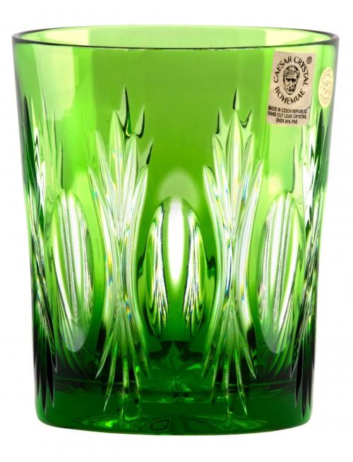 Bicchiere Dandelion, cristallo, colore verde, volume 290 ml