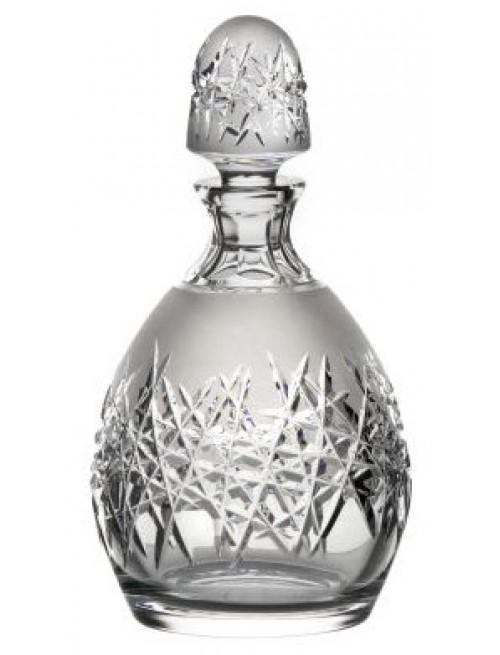 Bottiglia Hoarfrost, cristallo trasparente, volume 700 ml