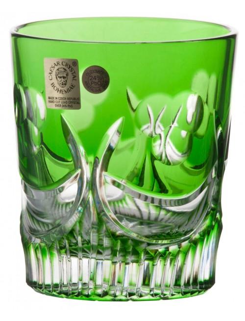 Bicchiere Diadem, cristallo, colore verde, volume 290 ml