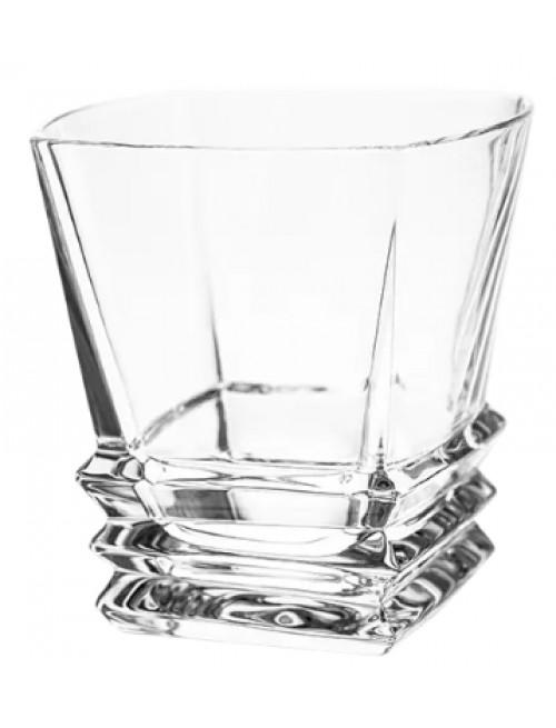 Bicchiere Rocky, cristallo trasparente, volume 310 ml