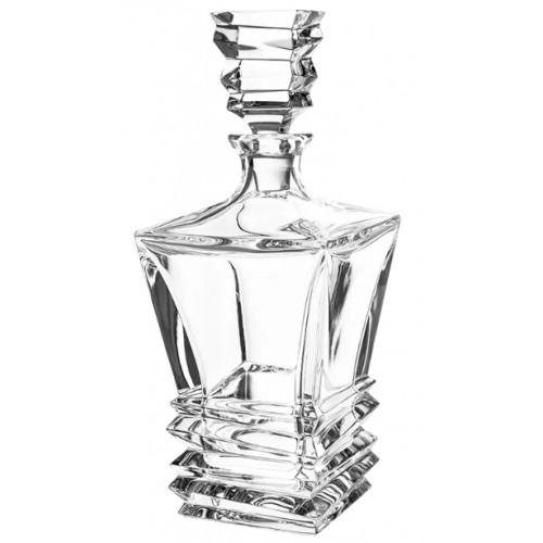 Bottiglia Rocky, cristallo trasparente, volume 850 ml