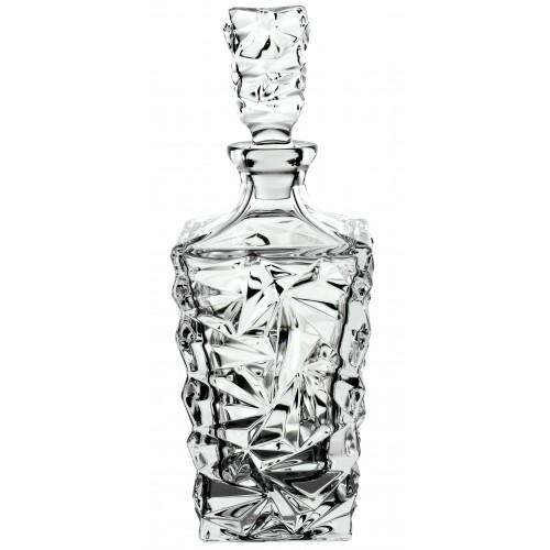Bottiglia Glacier, cristallo trasparente,volume 900 ml