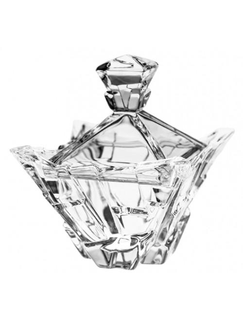 Confettiera Sydney, cristallo trasparente, diametro 125 mm