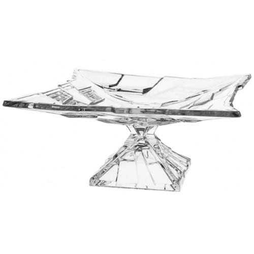 Piatto Sydney, cristallo trasparente, diametro 305 mm