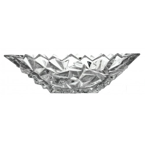Insalatiera Glacier, cristallo trasparente, diametro 280 mm