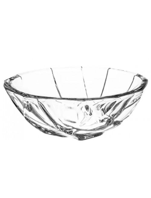 Ciotola Crack, cristallo trasparente, diametro 111 mm