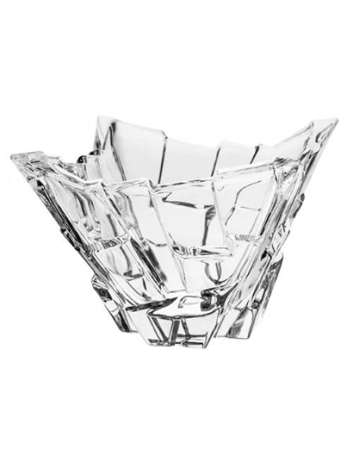 Ciotola Sydney, cristallo trasparente, diametro 105 mm