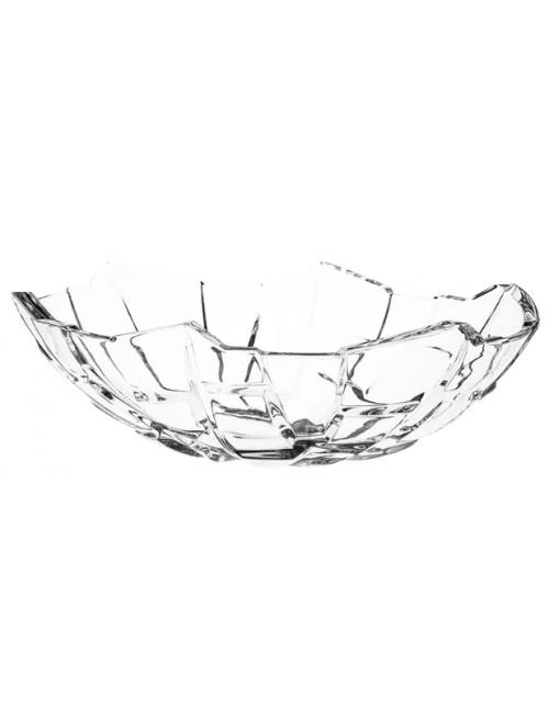 Insalatiera Sydney, cristallo trasparente, diametro 380 mm