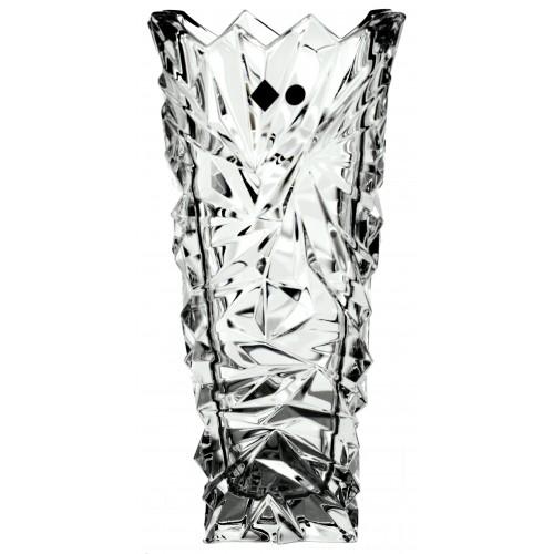 Vaso Glacier, cristallo trasparente, altezza 305 mm