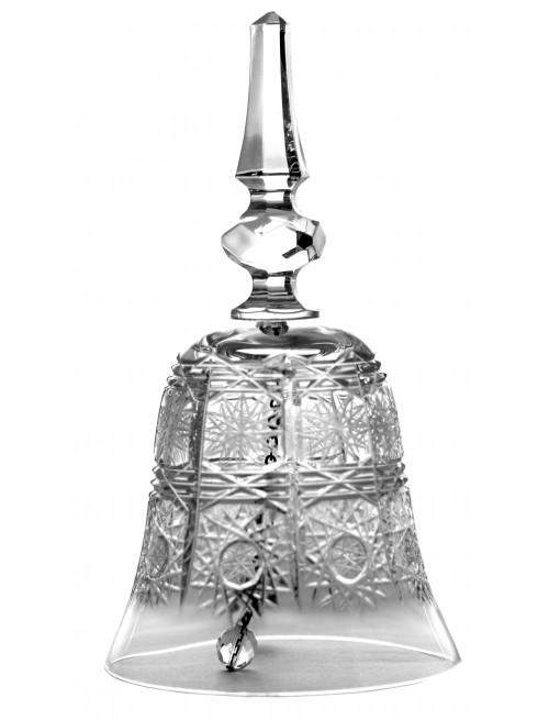 Campanella 500PK, cristallo trasparente, altezza 170 mm