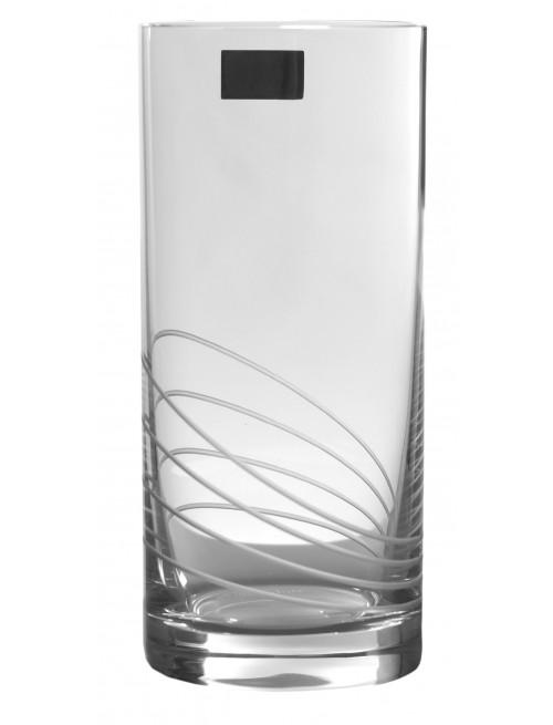 Set 2x bicchieri, vetro trasparente, volume 350 ml