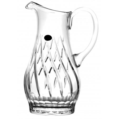 Brocca, cristallo trasparente, volume 1300 ml