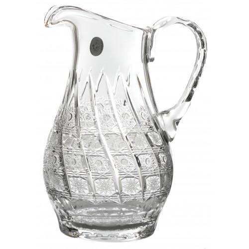 Brocca 500PK, cristallo trasparente, volume 1200 ml