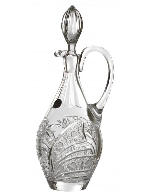 Caraffa Cometa, cristallo trasparente, volume 850 ml