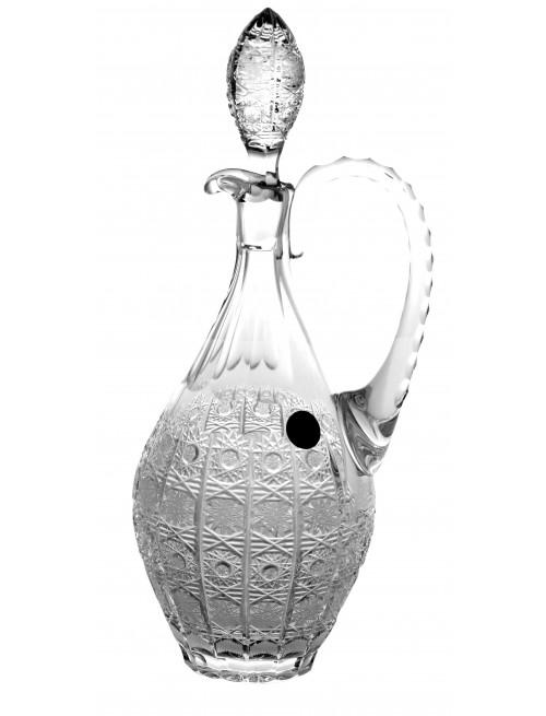 Caraffa 500PK, cristallo trasparente, volume 850 ml