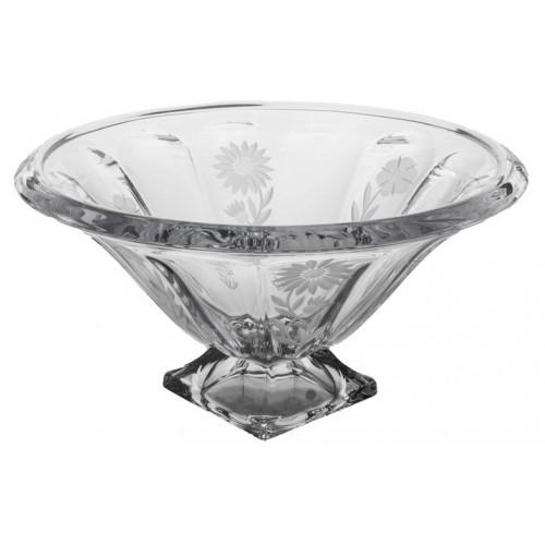 Insalatiera Astra, vetro trasparente, diametro 375 mm