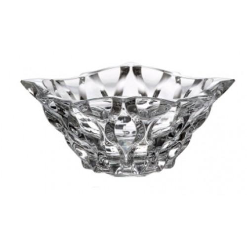 Insalatiera Samba, vetro trasparente, diametro 210 mm