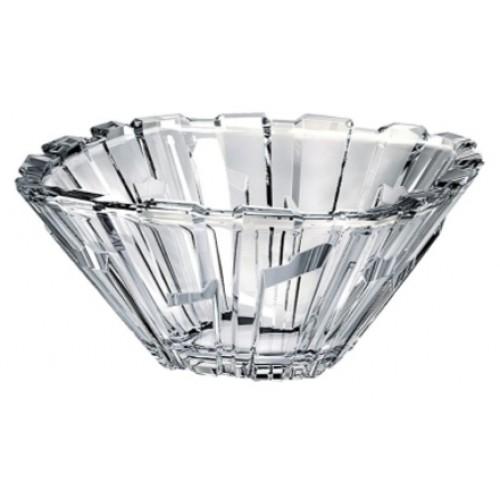 Insalatiera Bolero, vetro trasparente, diametro 210 mm