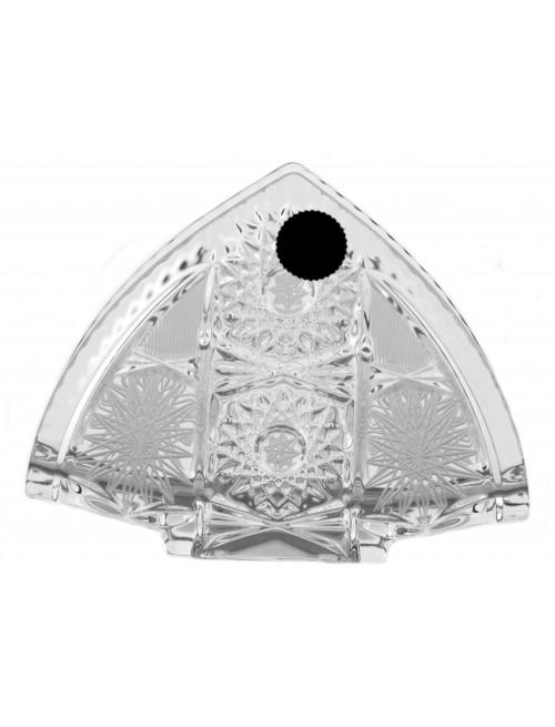 Porta tovaglioli 500PK, cristallo trasparente, altezza 140 mm