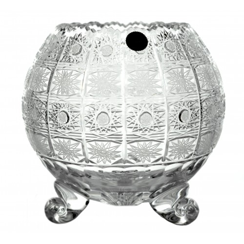 Vaso 500PK IV, cristallo trasparente, altezza 205 mm