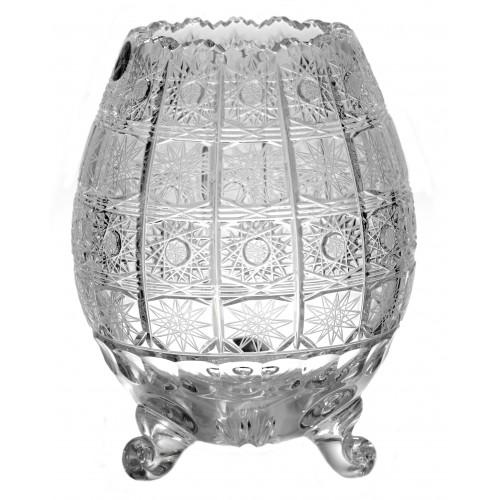 Vaso 500PK III, cristallo trasparente, altezza 205 mm