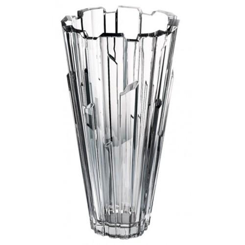 Vaso Bolero, vetro trasparente, altezza 305 mm